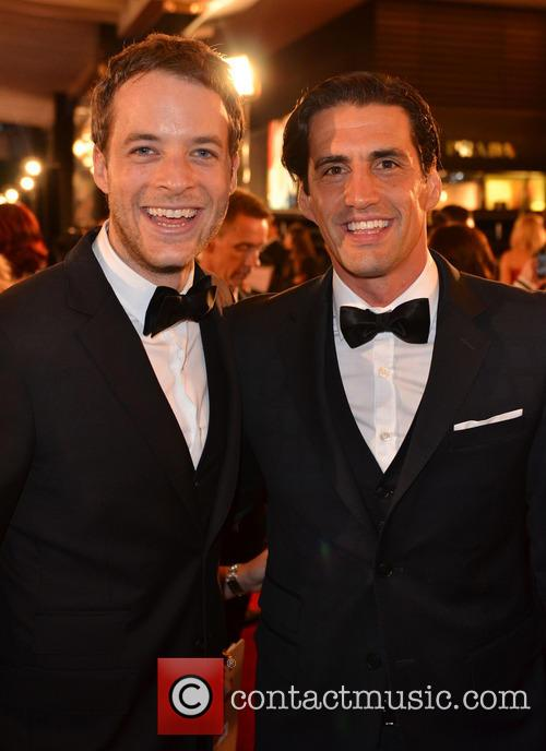 Andy Lee and Hamish Blake 9