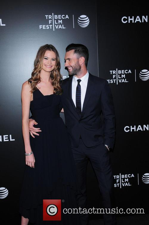 Behati Prinsloo and Adam Levine 5