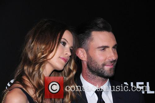 Behati Prinsloo and Adam Levine 6