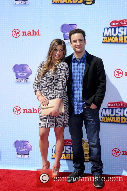 Danielle Fishel and Ben Savage 5