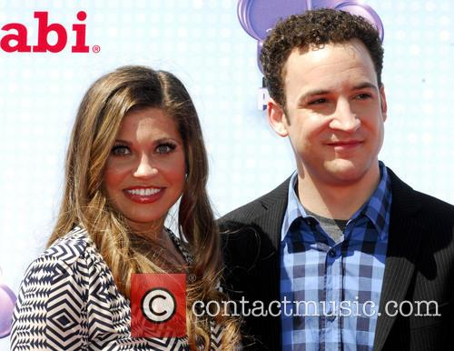 Danielle Fishel and Ben Savage 8