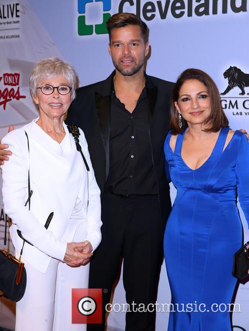 Rita Moreno, Ricky Martin and Gloria Estefan 4
