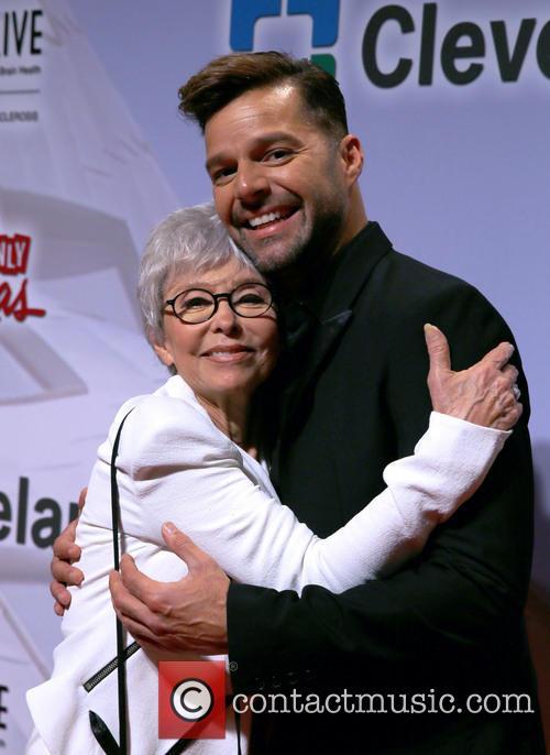 Rita Moreno and Ricky Martin 2