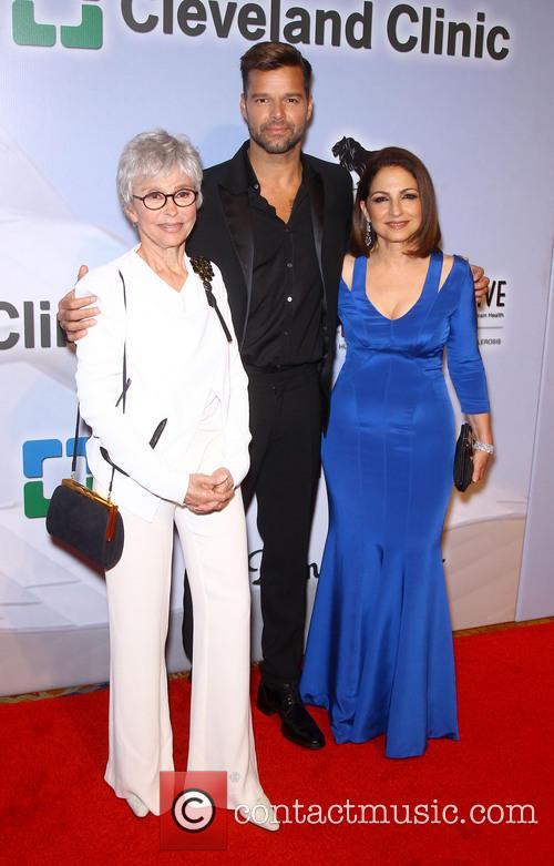 Rita Moreno, Ricky Martin, Gloria Estefan, MGM Grand