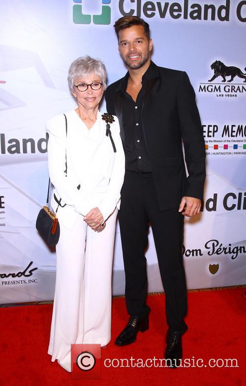 Rita Moreno and Ricky Martin 3