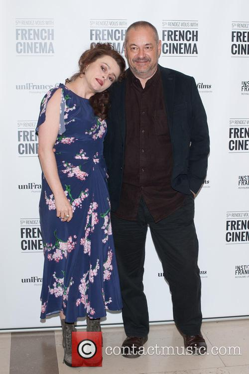 Helena Bonham Carter and Jean-pierre Jeunet 5