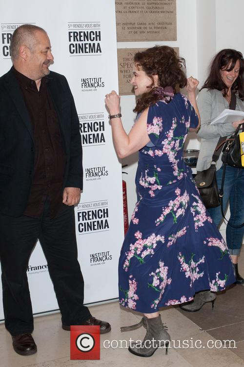 Helena Bonham Carter and Jean-pierre Jeunet 10
