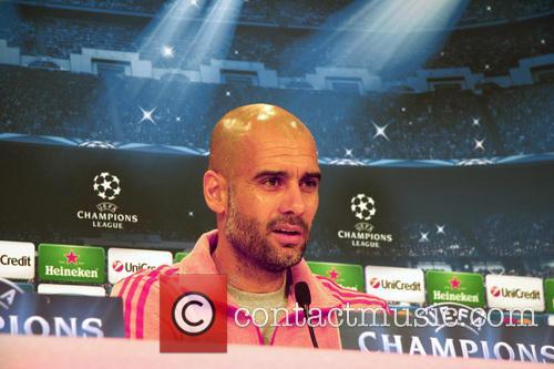 Bayern Munich FC - Champions League - Press...