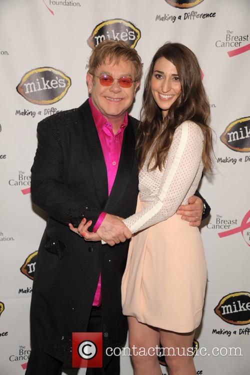 Elton John and Sara Bareilles 1
