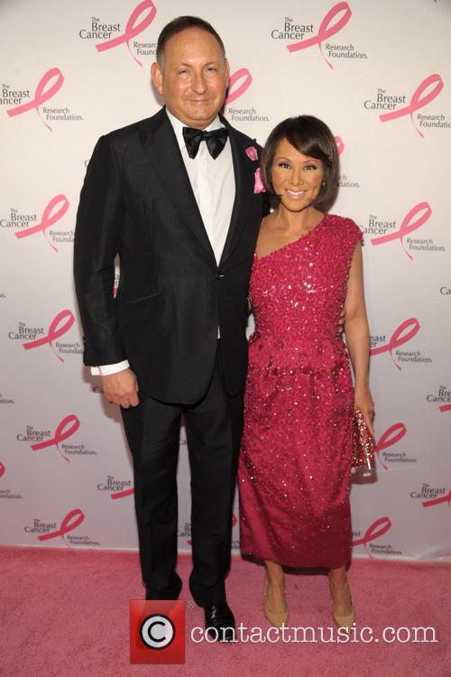John Demsey and Alina Cho 2