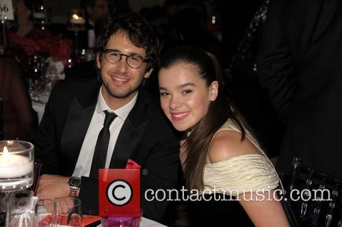 josh groban hailee steinfeld breast cancer research foundation 4173393