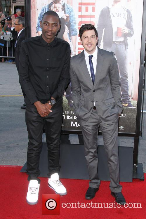 Christopher Mintz-plasse and Jerrod Carmichael 7