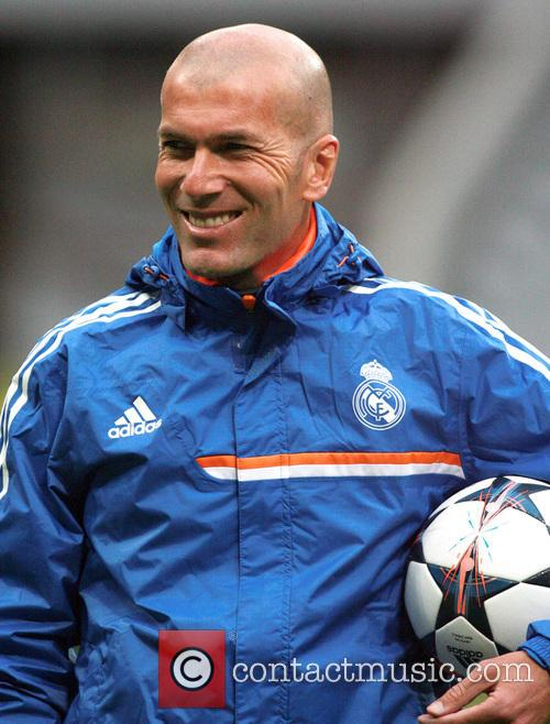 Munich, Zinedine Zidane and Real Madrid 3