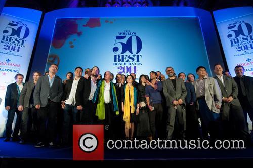 The World's 50 Best Restaurants Awards