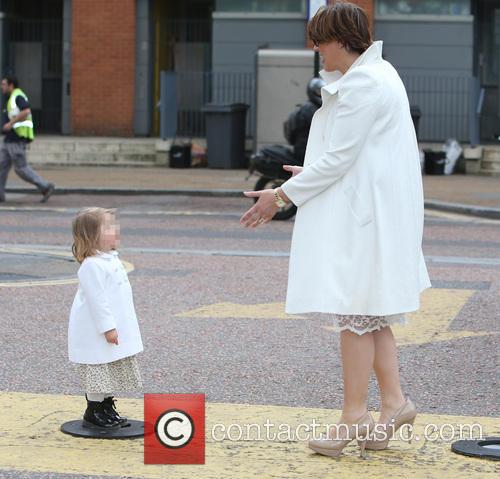 Kate Silverton and Family 2