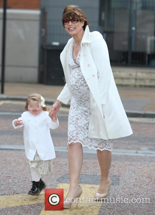 Kate Silverton and Family 3
