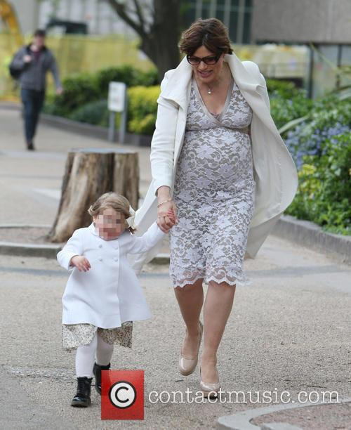 Kate Silverton and Family 4