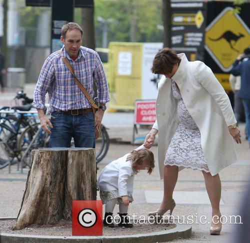 Kate Silverton and Family 5
