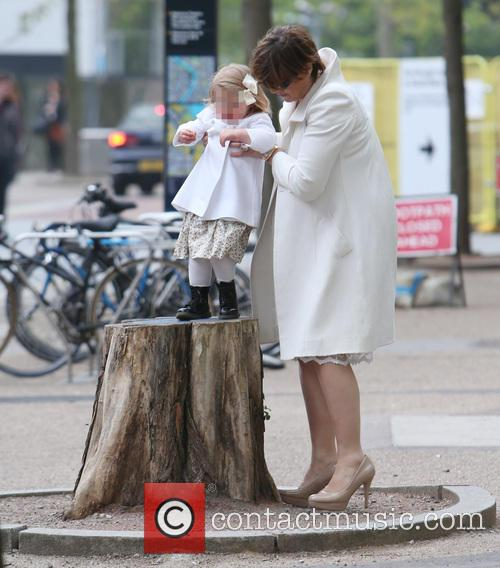 Kate Silverton and Family 7
