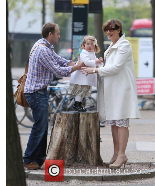 Kate Silverton and Family 1