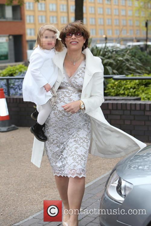 Kate Silverton and Family 11