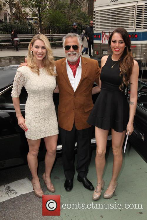 The Most Intresting Man, And His Two House Maids and Jonathan Goldsmith 3