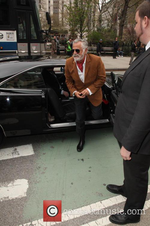 The Most Intresting Man and Jonathan Goldsmith 9