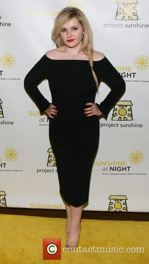 abigail breslin 11th annual project sunshine benefit 4174584