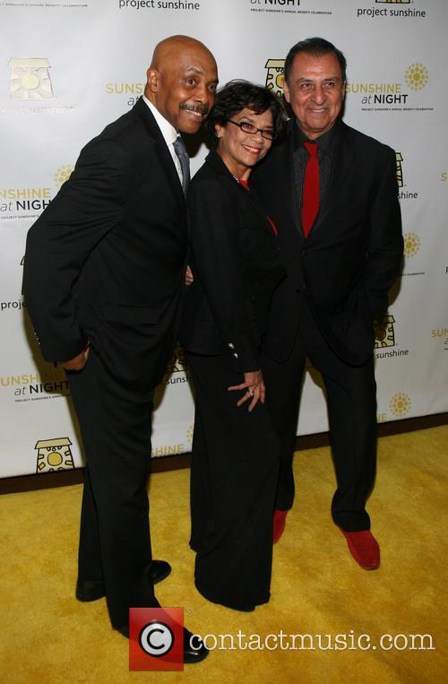 Emilio, Gordon Robinson, Sonia Manzano and Celebration 2