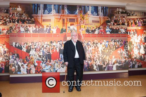 Sir Peter Blake - mural launch