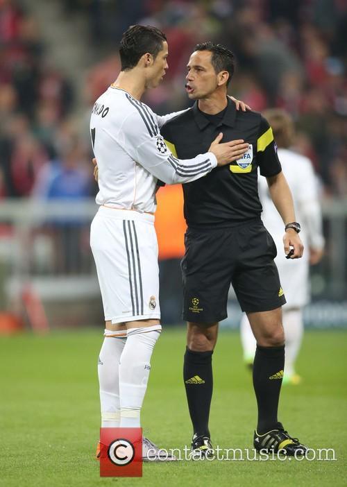 Bayern Munich vs Real Madrid - Champions League...