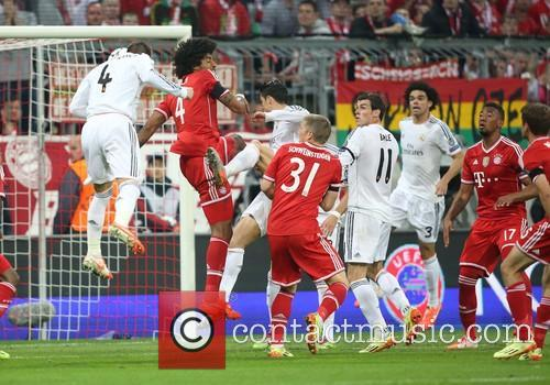 Munich, Sergio Ramos Goal 0:1 and Real Madrid 3
