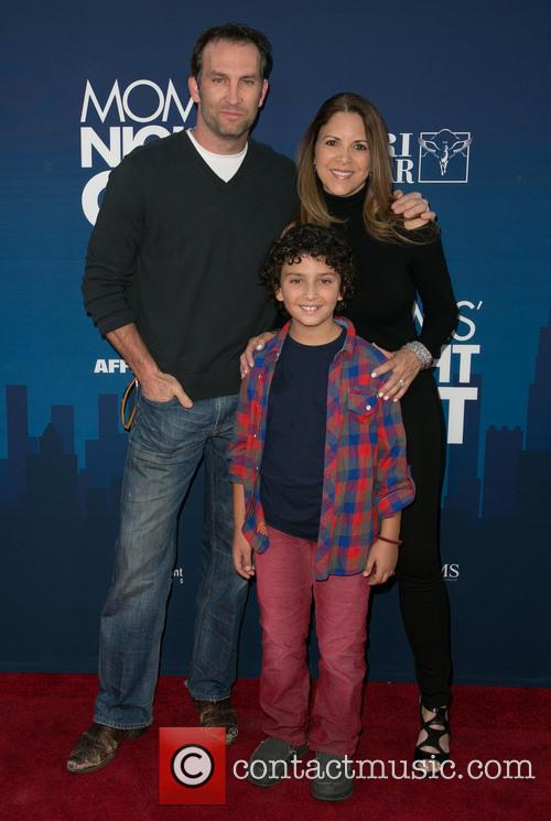 Kevin Sizemore, Gunner Sizemore and Gina Lombardi 10