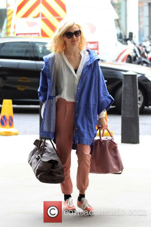 fearne cotton celebrities outside bbc radio 1 4173296