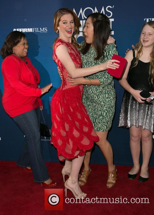 Chandra Wilson, Sarah Drew, Sandra Oh and Guest