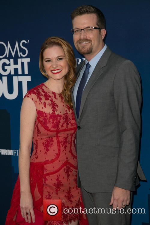 Sarah Drew and Peter Lanfer 2