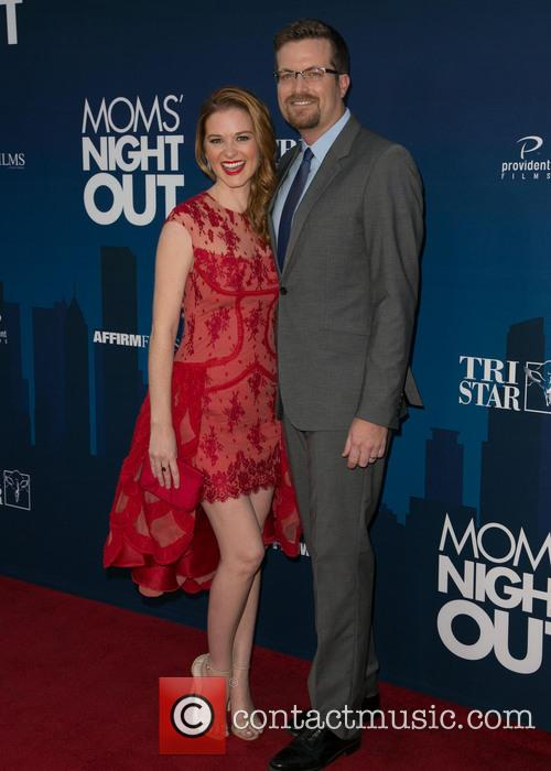 Sarah Drew and Peter Lanfer 3