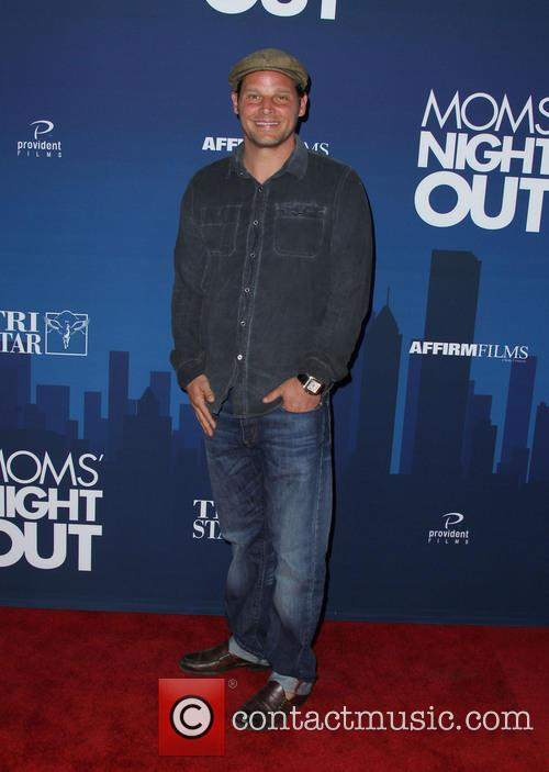 Justin Chambers, TCL Chinese Theatre IMAX