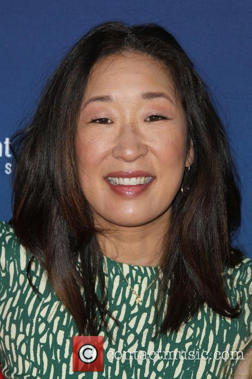 Sandra Oh, TCL Chinese Theatre IMAX