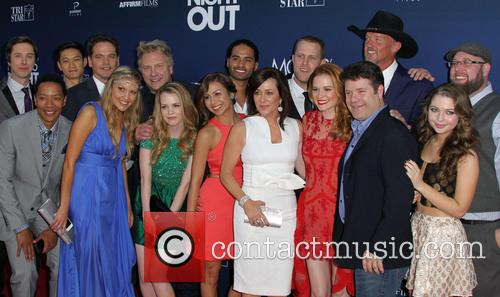 Sean Astin, Trace Adkins, Sarah Drew, Sammi Hanratty, Patricia Heaton, Abbie Cobb, Andrea Logan White and David Hunt