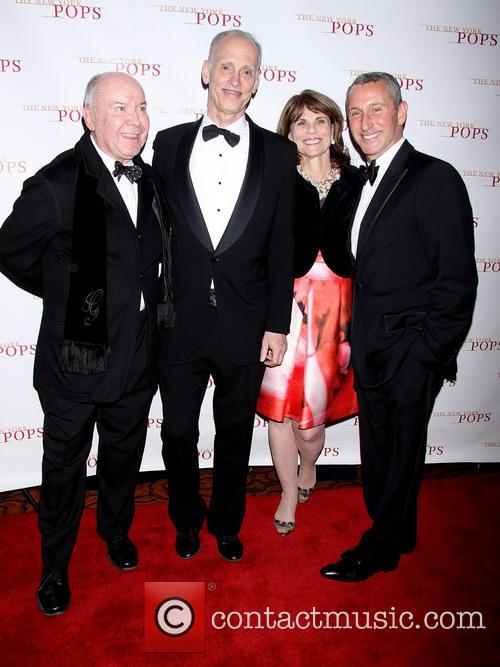 Jack O'brien, John Waters, Margo Lion and Adam Shankman