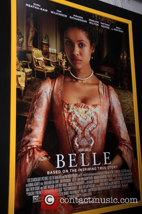 Belle opens in NY with a british cast