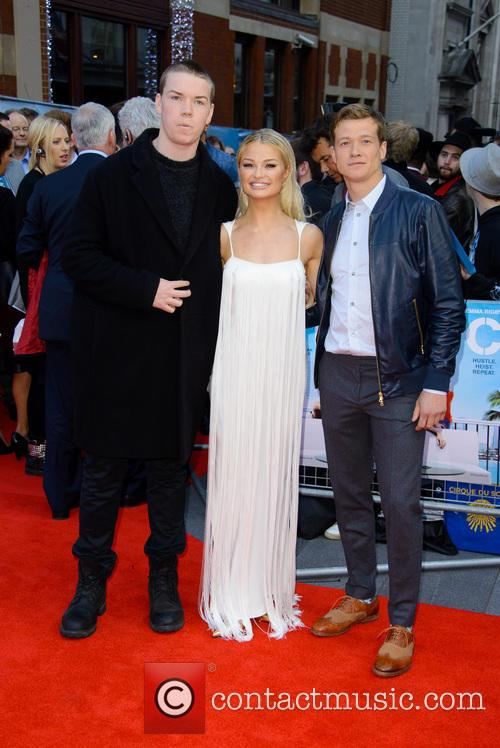 Will Poulter, Emma Rigby and Ed Spellers 2