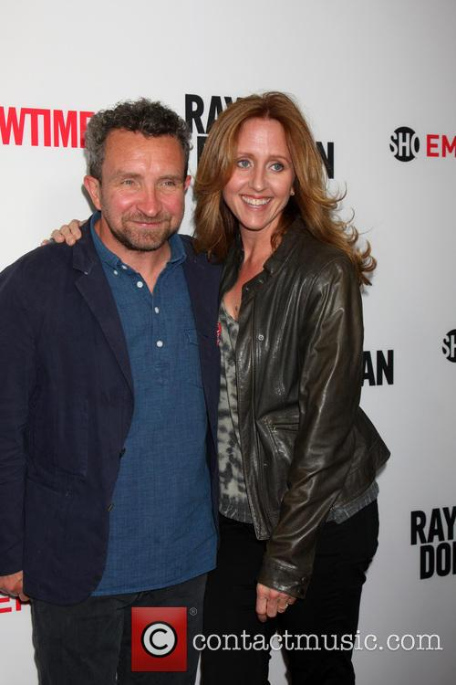 Eddie Marsan and Brooke Smith 7