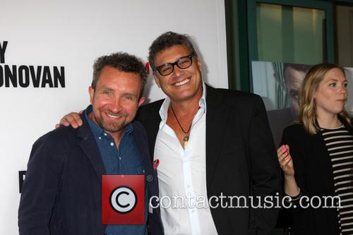 Eddie Marsan and Steven Bauer 4