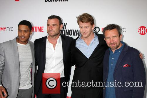 Pooch Hall, Liev Schreiber, Dash Mihok and Eddie Marsan 4