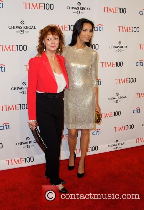 Susan Sarandon and Padma Lakshmi 3