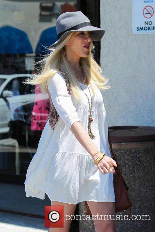 Tori Spelling and Tory Spelling 3