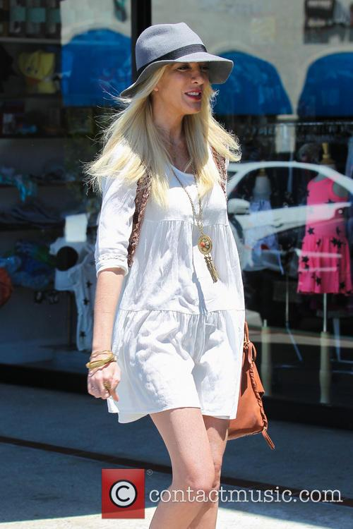 Tori Spelling and Tory Spelling 11