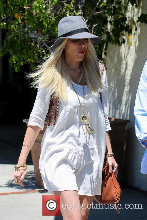 Tori Spelling and Tory Spelling 15